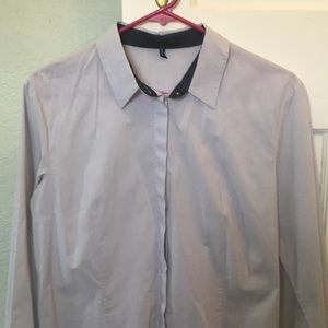 Jil Sander fitted shirt